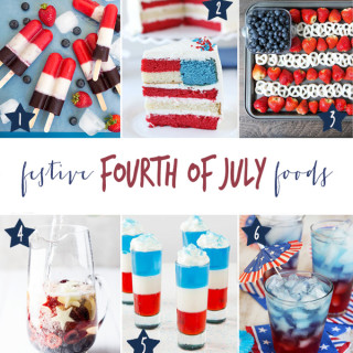 festive fourth of july roundup